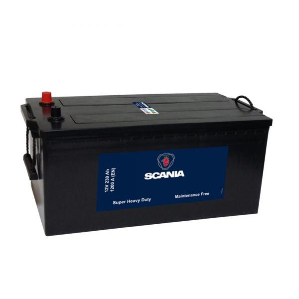 Bateri Scania